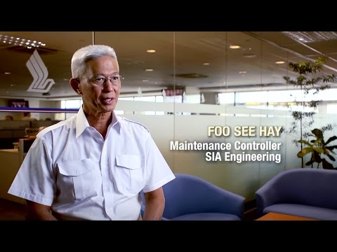 Retiring the B747: Engineering | Singapore Airlines