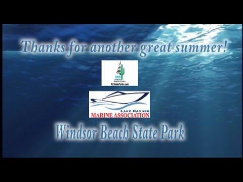 Marine Assn & State Park Salute