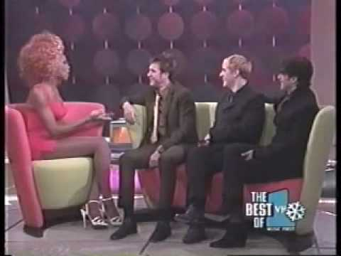 Duran Duran Interview 1997 The RuPaul Show