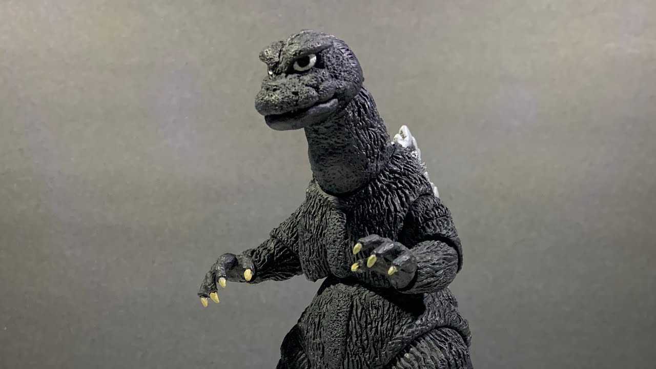 Custom Figure: Neca Godzilla 1968
