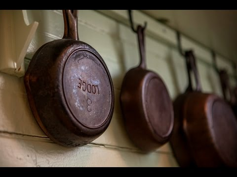Wit & Wisdom :: Cast Iron Collection & Cooking