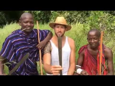 Traditional Maasai Tools