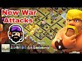 Some New War Attacks | Clash of clan