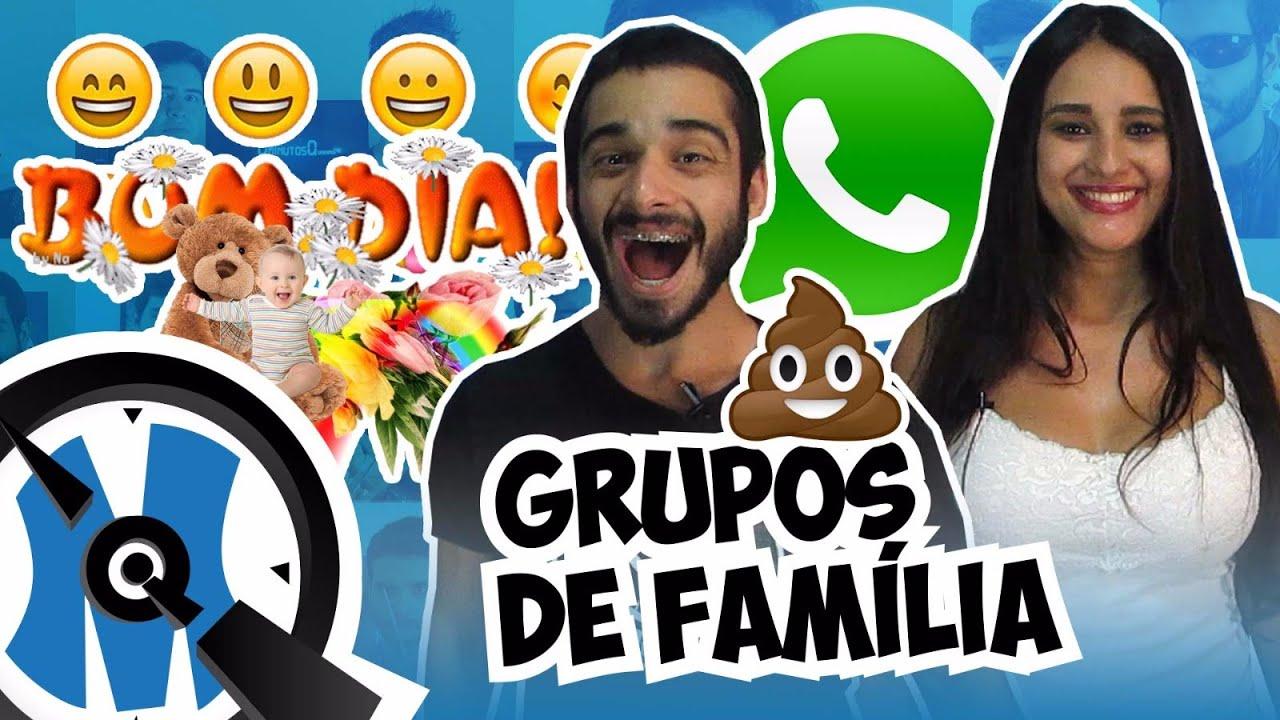 Saludo Para Grupos De Whatsapp: QminutosQ S02E14 - YouTube