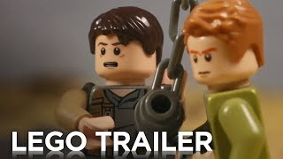 "MAZE RUNNER: THE DEATH CURE | ""Lego Trailer"" 