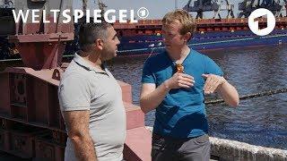 Russland/Ukraine: Brücke auf die Krim | Weltspiegel