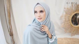 FASHION SIMPLE HIJAB, HAWA DRESS BY GIETS