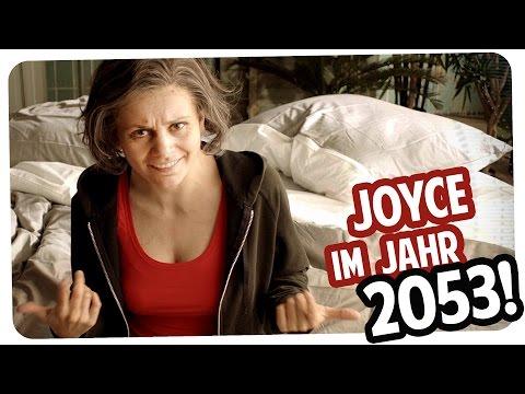 JOYCE ALS OMA IM JAHR 2053! Ein Blick in die Zukunft :)
