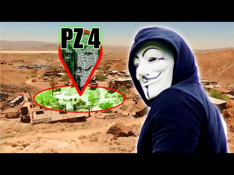 PZ4 BETRAYING PROJECT ZORGO? Meeting Daniel at Abandoned Ghost Town with Chad Wild Clay & Vy Qwaint