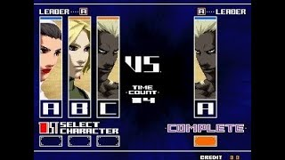 [TAS] The King Of Fighters 2003 Remix - Boss Team