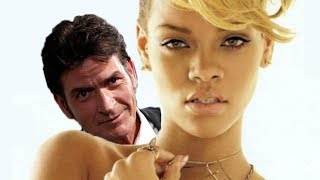 Charlie Sheen Bashes Rihanna After She Refuses To Meet His Fiancée - Whose Side Are You On?