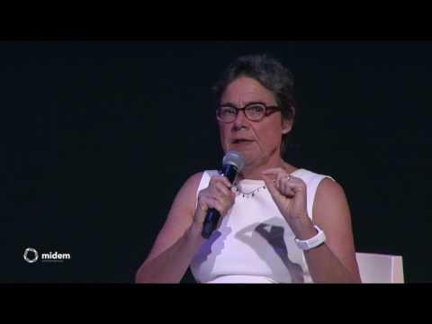 Keynote: Martine Reicherts, European Commission - Midem 2017