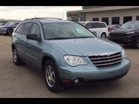 2008 chrysler pacifica touring fwd youtube. Black Bedroom Furniture Sets. Home Design Ideas