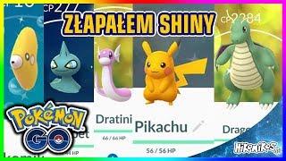 ♫ ZŁAPAŁEM SHINY ♫ - Piosenka Parodia Pokemon GO