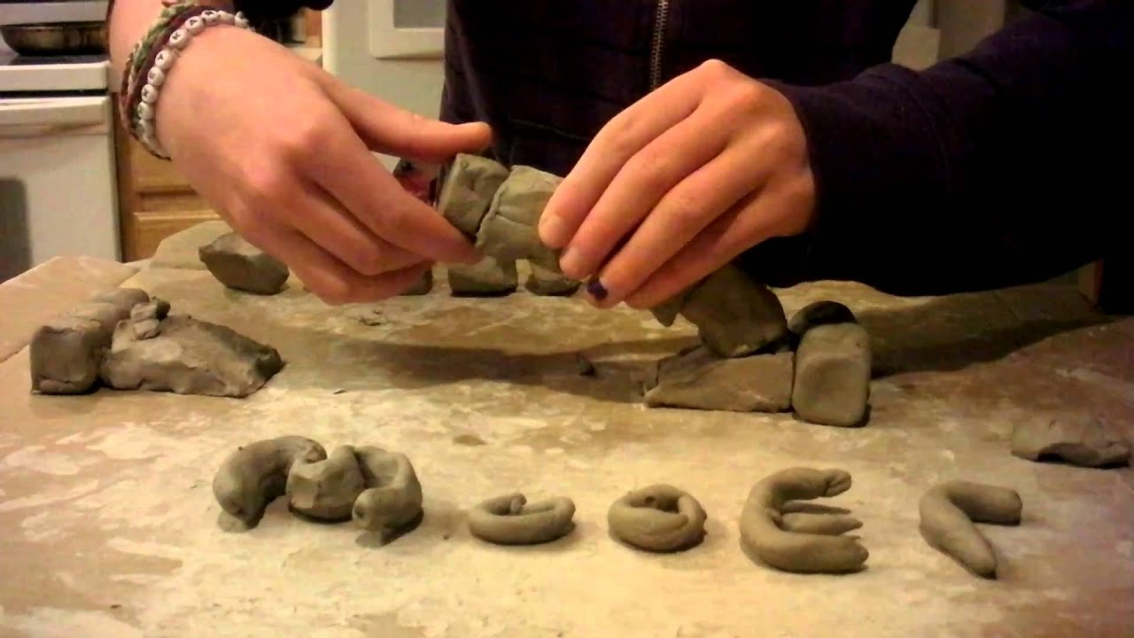 How To Build A House Out Of Clay Kids