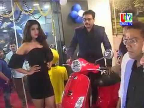 15 02 2019  UTv News Berhampur Bikes Showroom Inaguration At Khodasing