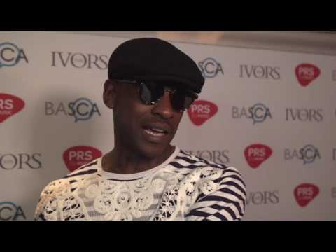Skepta: backstage interview, The Ivors 2017