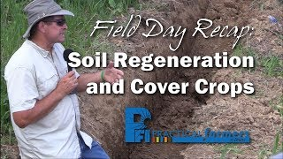 Field Day Recap: Soil Regeneration and Cover Crops