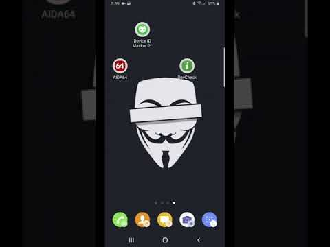 Device ID Masker Pro V1.17 In Action (Spoof Your Private Data On Android)