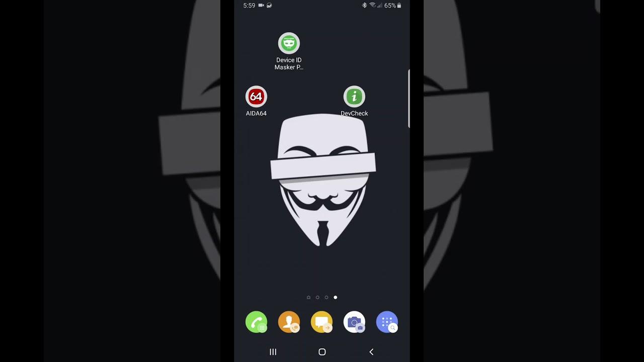 Get Device ID Masker Pro [Xposed] (zone bytesreverser