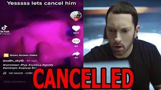 Gen Z Is Trỳing To 'Cancel' Eminem