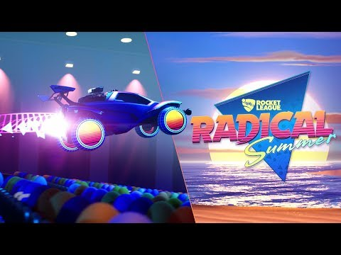 Rocket League® - Radical Summer Trailer