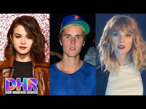 Selena Gomez and Justin Bieber Have ROMANTIC Date Night! – Taylor Dropping NEW Song (DHR)