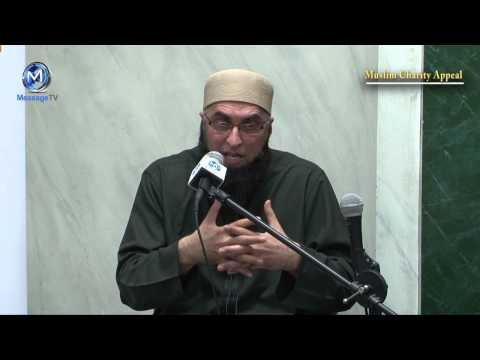 Junaid Jamshed Muslim Charity Appeal London 16-11-12