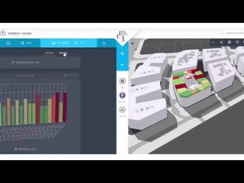 Esri UC 2017: Dubai Design District - Iot Command & Control Center