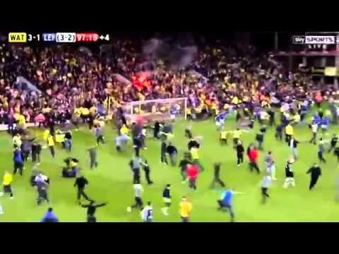 Increible gol del Watford, el nuevo equipo de Layún