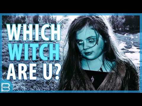 What Type Of Witch Would You Be?