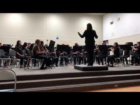 M&M Sierramont Middle School Concert-Intermediate Band