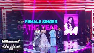 BILLBOARD INDONESIA MUSIC AWARDS 2020 - Pemenang TOP Female Singer Of The Year