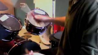 Mozambique Drum  Pattern