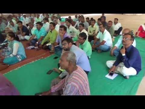 DADAM SHIBIR KUKMA (Shree Ram Krushna Trust) Sajiv Khetina- Organic Dadam