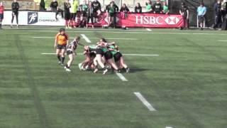 BC Rugby High School Girls' 7s Provincial Championship - Oak Bay vs Lake City