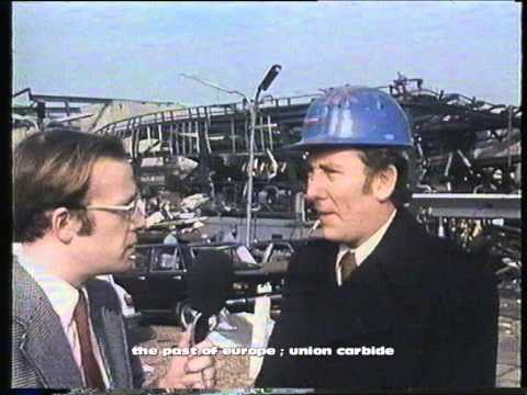 Union Carbide 1975 - explosie/explosion