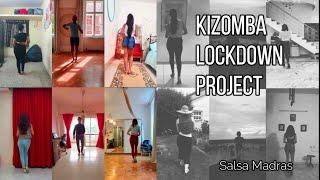 Salsa Madras Lockdown Kizomba Project 2020 - Djadja