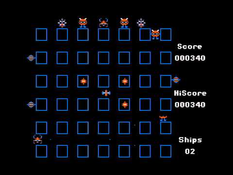 Crossfire for the Apple II