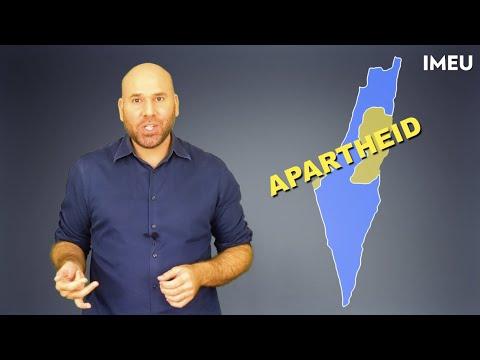 Israeli Apartheid: Settling The Debate