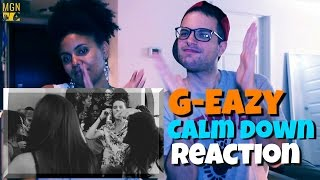 G-Eazy - Calm Down Reaction