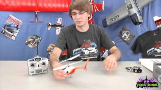 Ares Ultra-Micro MD 500D CX 100 RTF Helicopter Unboxing & First Review