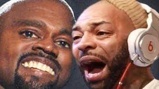 Baixar Joe Budden gets TRIGGERED by Kanye West