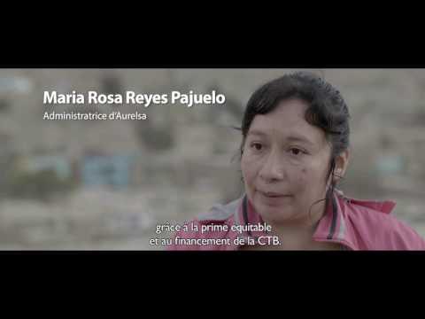L'or équitable, du Pérou à l'Europe