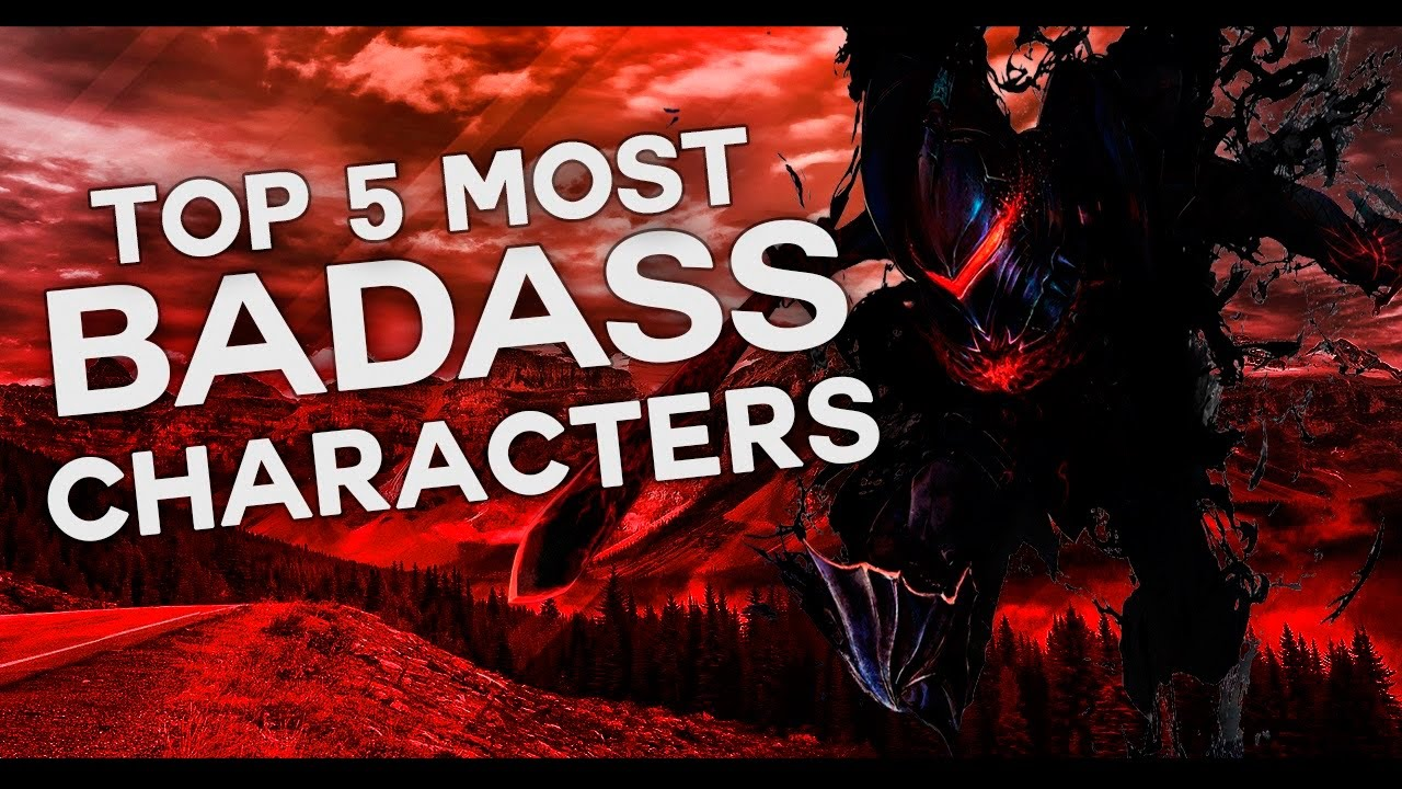 Top 5 Anime Characters : Top most badass anime characters amv mix youtube