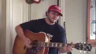 Eric Church- Give Me Back My Hometown Bradley Williams cover