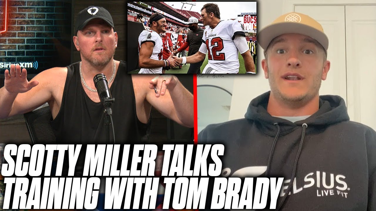 Scotty Miller On What It's Like To Train With Tom Brady   The Pat McAfee Show