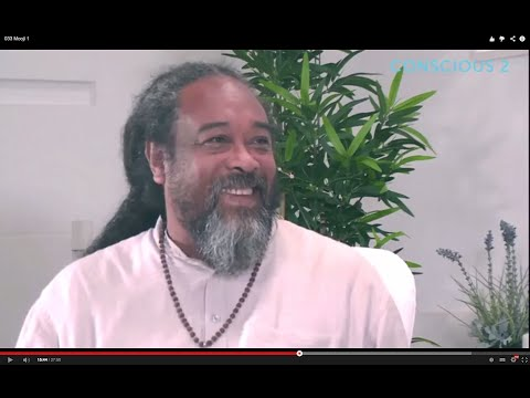 Mooji - The Absolute Meets the Relative (Part 1)