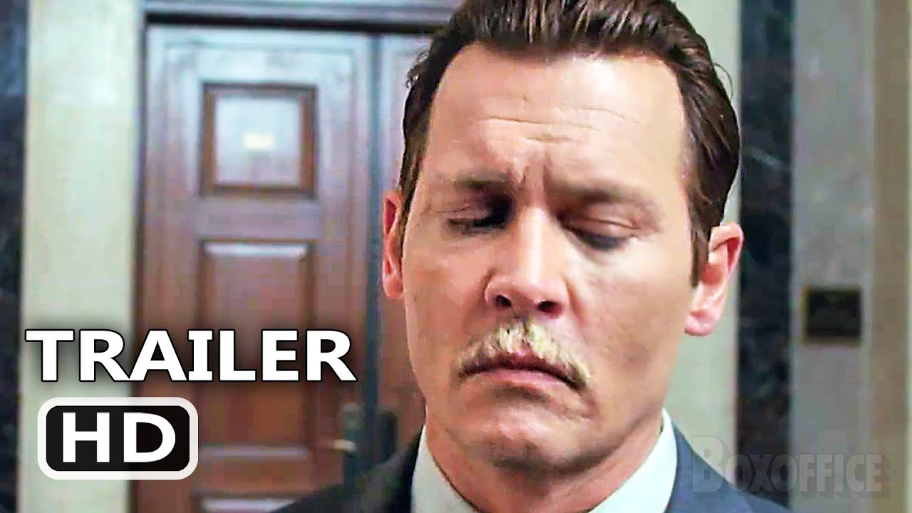 CITY OF LIES Trailer (NEW 2021) Johnny Depp, Forest Whitaker Movie