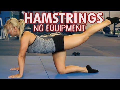 eccentric hamstring strengthening exercise  doovi